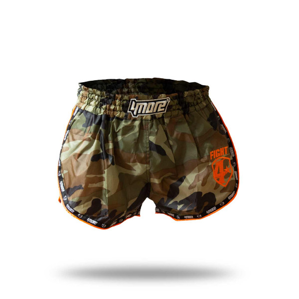 SHORTS RETRO FIGHT CAMO