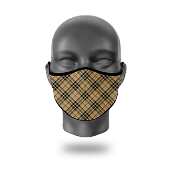 FASHION MASKEN BURBY
