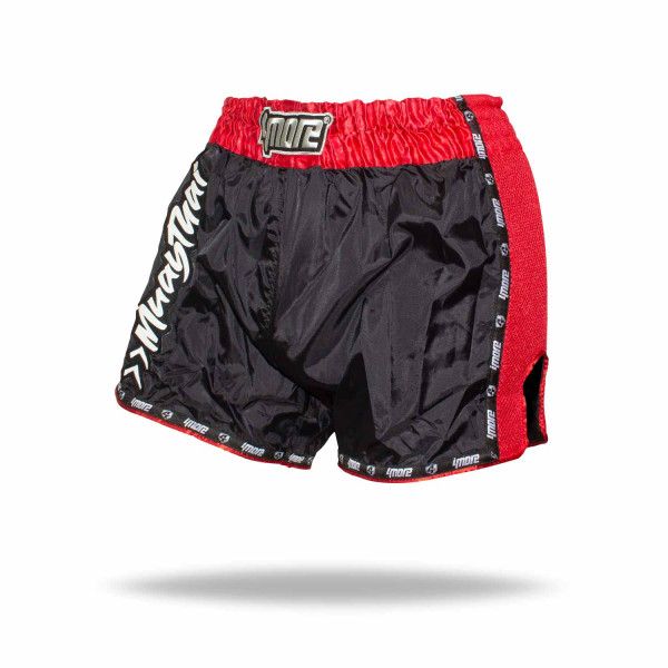 SHORTS LOW WAIST HYBRID RED