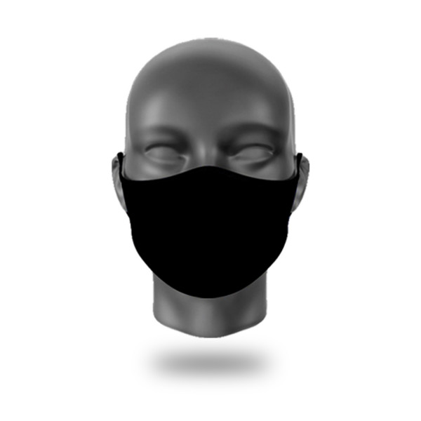 FASHION MASKEN ALL BLACK