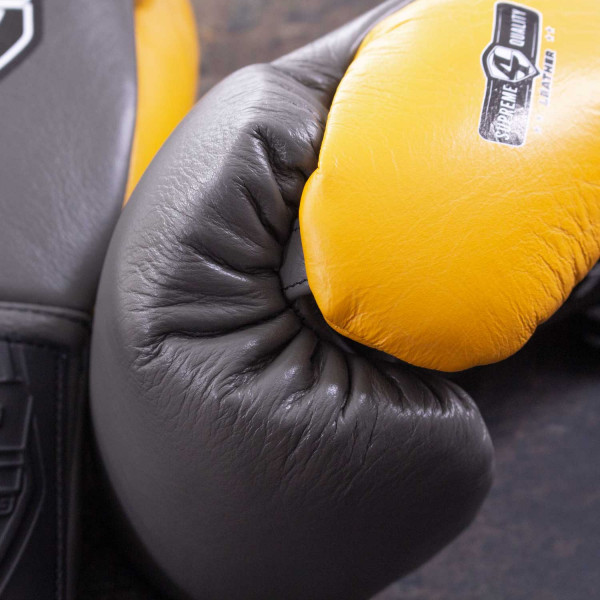 BOXHANDSCHUHE 2CGUN SILVER COMPETITION